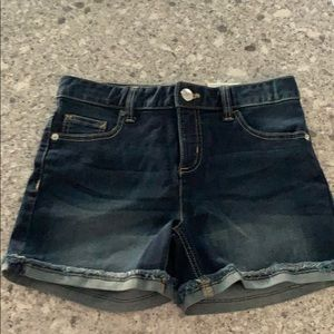 Justice Shorts Size 16